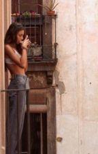 Lady In The Balcony. by lyonbasics