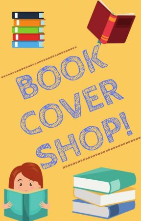 Book Cover Shop | CLOSED  by liveChic792