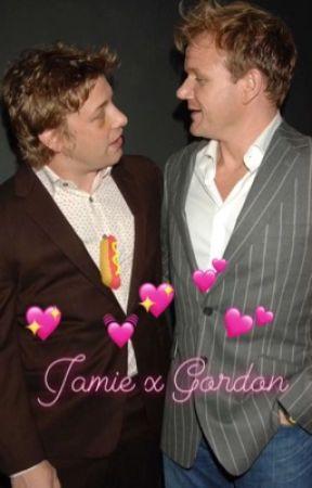 Gordon Ramsay x Jamie Oliver Mpreg Oneshot by hp_dreamer