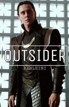 OUTSIDER: Loki Laufeyson Fanfic - 13 : Joining the Army - Wattpad
