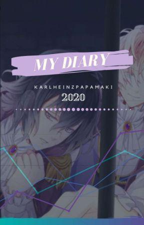 ↺ My Diary↷2019 by KarlheinzPapamaki