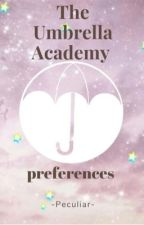 // The Umbrella Academy Preferences \\ by -Peculiar-