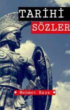 Tarihi Sözler by MKayaa77