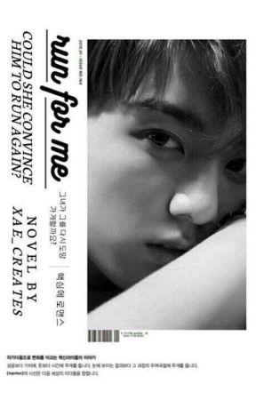 Run for me//Jeon Jungkook by Xae_creates