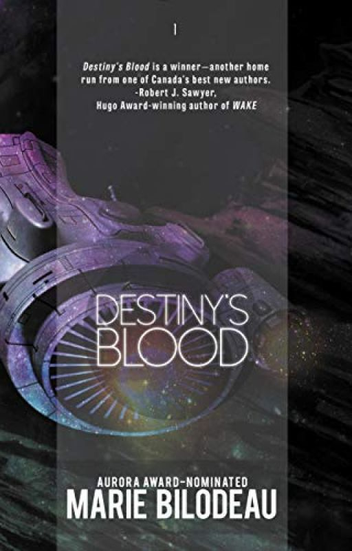 Destiny's Blood by MarieBilodeau