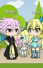 Luna Dragneel story by Lunachan109