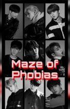 Maze of Phobias by 9starlights