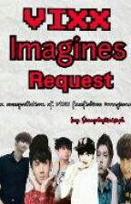 VIXX Imagines Request by melancholichappiness
