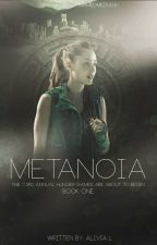METANOIA  ↝ THE HUNGER GAMES [1] by justanillusion