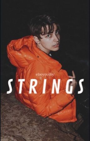Strings | colby brock by eboycolby