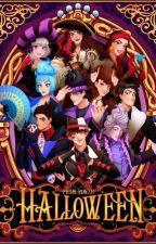 ( XK,NP ) Halloween Disney [ tạm Drop ] by _-DauNho-_