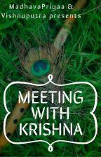Meeting With Krishna by VishnuPutra