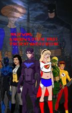 Nightwing: Shadows of the Past, Present and Future by SteponahenDay