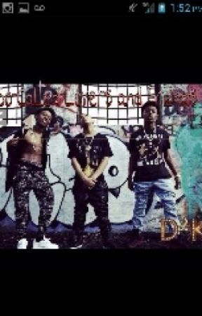 1. So-Called-Lovers & Friends (D2K Fanfic ft. Mindless Behavior) by ChangedTheWorld