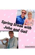 Spring break with John and Gail  by nickjonasthemes12