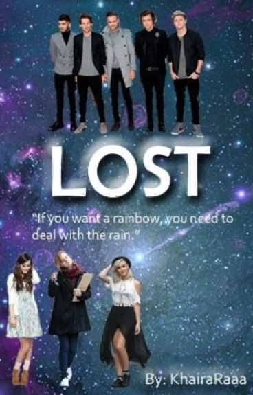 Lost (One Direction Fanfiction)