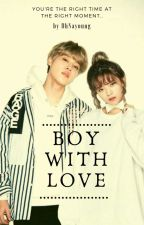 Boy with Love (JiminxJeongyeon)  by DhNayoung