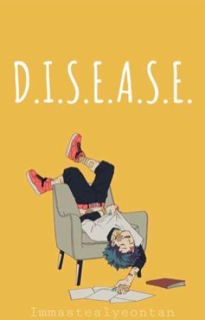 Disease | BNHA by ImmaStealYeontan