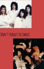 Don't Forget To Smile by lesbianbutlovequeen