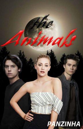 The Animals - O grande segredo (L-1) by PANZINHA8