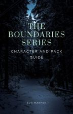 The Boundaries Series: Character and Pack Guide by EverlyVoss