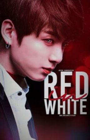 Red In White   전정국 by mr_kriswuyifan