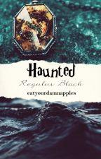Haunted   Regulus Black by EatYourDamnAppless