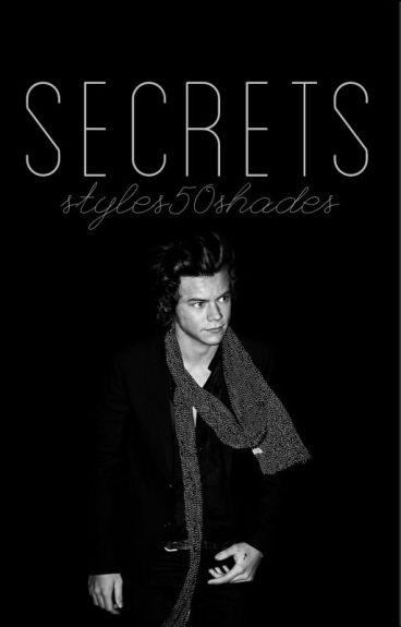 Secrets [Harry's POV - Book 2]
