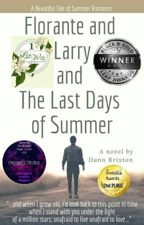 """Florante and Larry and The Last Days of Summer"" by DannBritts"