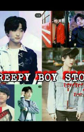 Creepy Boy Story by dinda3r