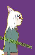 Wilcza dziewczyna//Naruto by Dead_Male2005