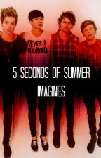 5SOS Imagines by lukelele_