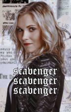scavenger, newt. by TheFangirlGlader