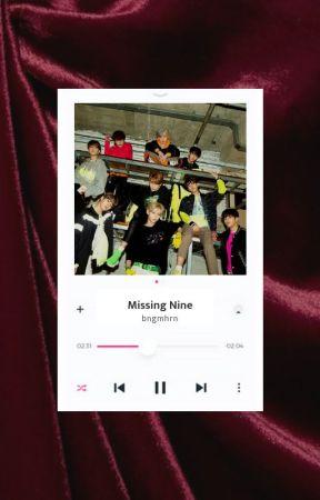 missing nine   stray kids  by bngmhrn