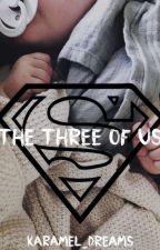 The three of us (karamel baby AU) by karamel_dreams