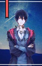 Nuevas Historias! by Sonicx3007