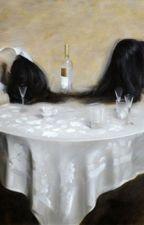 yıllanmış şarap ve çilek kokusu by deathpoems