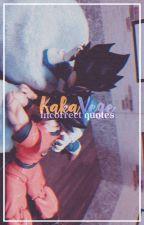 KakaVege Incorrect Quotes. 「カカベジ」 by Baegeta