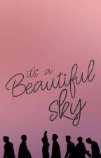It's a beautiful sky {GOT7} by Eloish