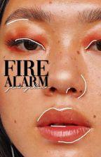 FIRE ALARM ― jeongchan by bubbslee