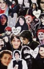 Gerard Way Imagines by laurenvyse_xx