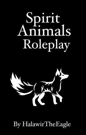 Spirit Animals Roleplay by HalawirTheEagle
