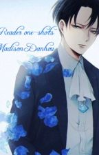 Levi x Reader One-shots (Requests Closed!) by MBDanchou