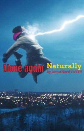 Alone Again, Naturally. Shazam/Billy Batson by IAmANerdYAYYY