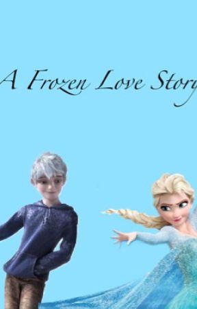 A Frozen Love Story by deerwrites