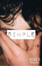 SIMPLE, diaco. by Lexy_Gray