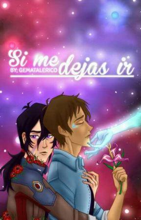 Si Me Dejas Ir by GemaTalerico
