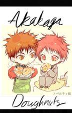 Doughnuts (Akashi x Kagami) by 7Savage7LS