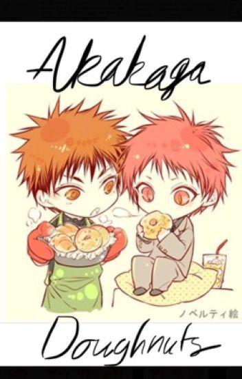 Doughnuts (Akashi x Kagami)