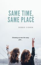 Same Time, Same Place by Debwriter
